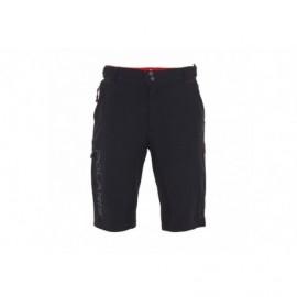 Am Descent Shorts - čierna-červená