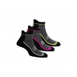 Coolmax 3 pack - čierne