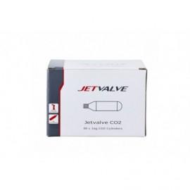 Sada JetValve 30ks plniaca CO2 bombička 16g