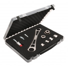 Complete Remover, Retainer & Spanner Set PRO