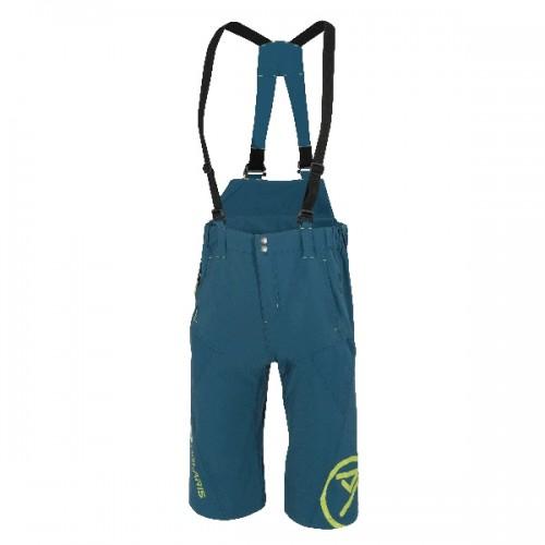 DIscovery shorts šedo-oranžová