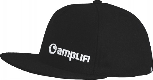 Team Hat Snapback Black