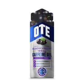 OTE Energetický gél s kofeínom - Čierne ríbezle
