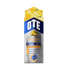 OTE Energetický gél s kofeínom - Ananás