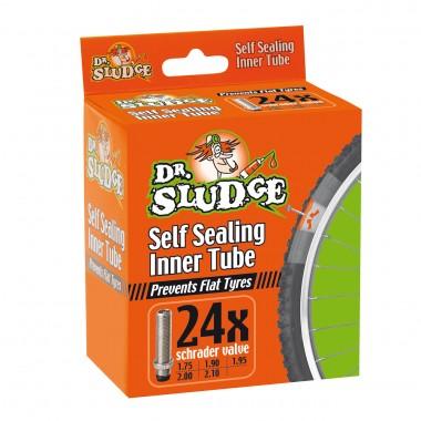 "Dr.Sludge 24"" x 1.75 - 2.1 duša s auto ventilom"