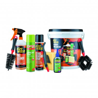 Sada na údržbu Dirtwash Ultimate bike care kit