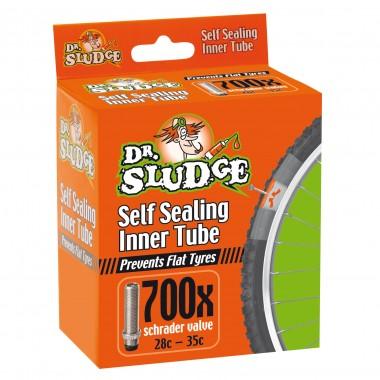 Dr.Sludge 700 x 28c - 35c duša s auto ventilom