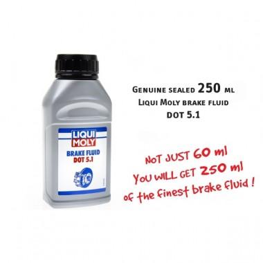 Bleedkit Premium Sram Edge + kvapalina Liqui moly 250ml