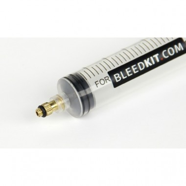 Bleedkit Premium Set Shimano + kvapalina GOLD 100ml