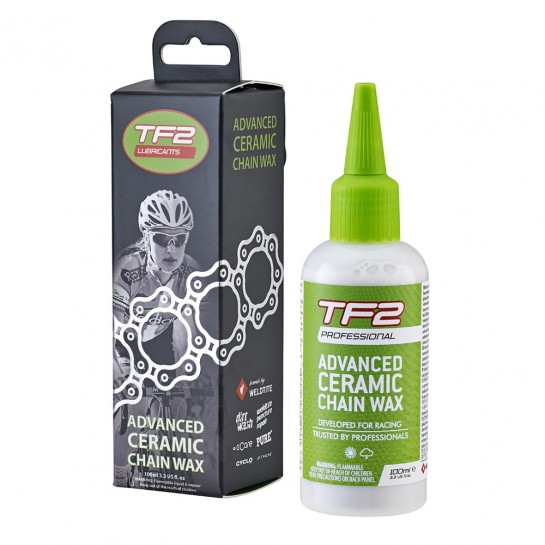 Mazací olej na reťaz TF2 Advanced Ceramic Chain Wax 100ml