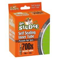 Weldtite duša s galuskovým ventilom Dr.Sludge 700 x 18c - 25c Presta Inner Tube