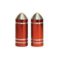 Weldtite čiapočka na auto ventil Orange Bullet 2ks