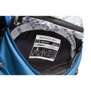 AMPLIFI Hex Pack 10 Deep blue
