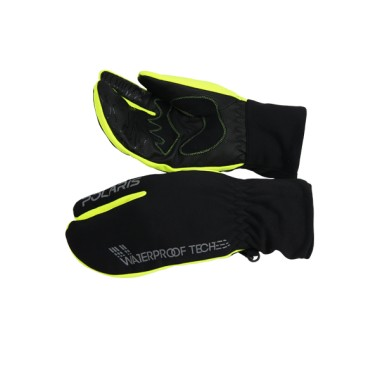 Polaris Trigger Waterproof Glove fluoro