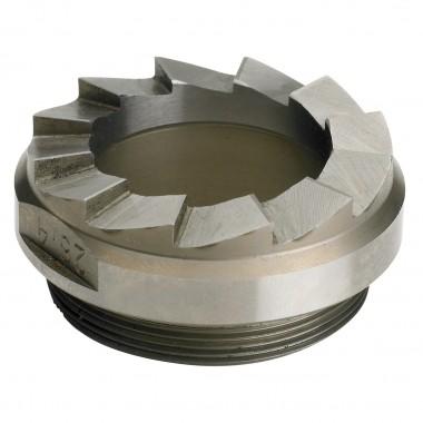 Frézka hlavová čelná 27,0mm Cyclo Tools pre nástroj na zafrézovanie kónusu dosedacej plochy stľpiku vidlice