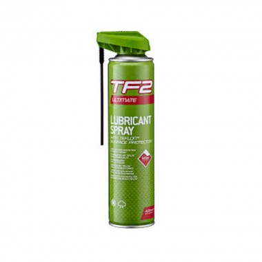 WELDTITE Mazací olej s teflónom TF2 Aerosol Spray with Teflon® (400ml), Smart Head