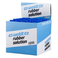 WELDTITE lepidlo na záplaty Rubber Solution Tube [15g]