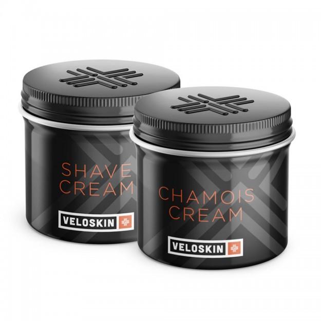 Veloskin Chamois & Shave
