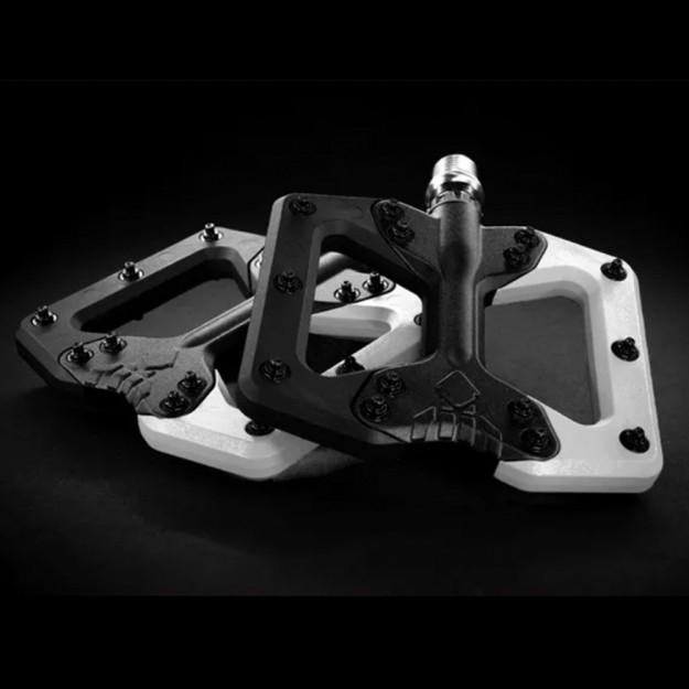 Squidworx Pedal white
