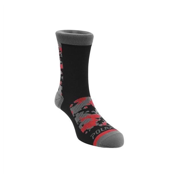 Cascade Socks Red nepremokavé