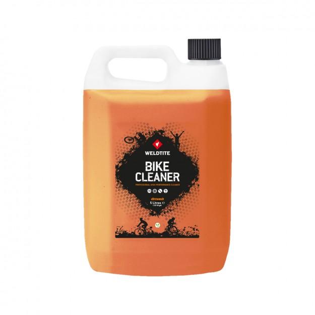 WELDTITE Čistiaci prípravok na bicykle Dirtwash Bike Cleaner  (5 litrov)