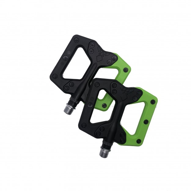 Squidworx Pedal green